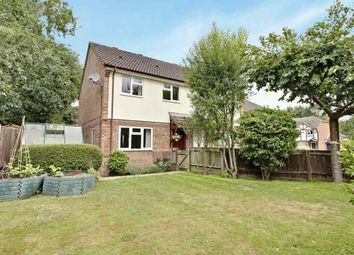 Thumbnail 3 bed semi-detached house for sale in Bromelia Close, Bramley, Tadley