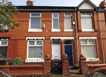 Thumbnail 2 bed terraced house for sale in Thornton Road, Manchester, Greater Manchester, Uk