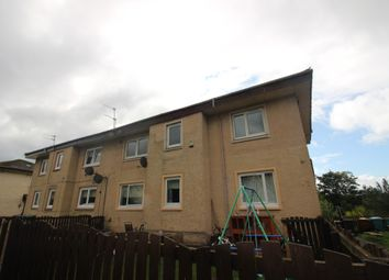 Thumbnail 3 bed flat for sale in Viewbank Avenue, Calderbank, Airdrie, Lanarkshire ML69Tj