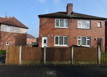 Thumbnail 2 bed semi-detached house for sale in Flanshaw Street, Wakefield