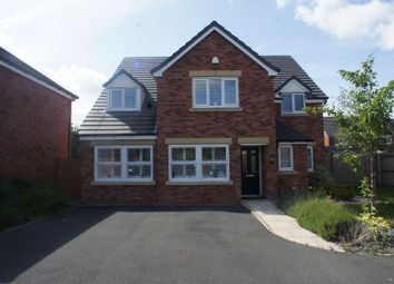 Thumbnail 5 bed detached house for sale in Murray Avenue, Leyland, Preston