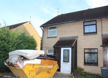 Thumbnail 2 bedroom end terrace house for sale in Marholm Road, Walton, Peterborough