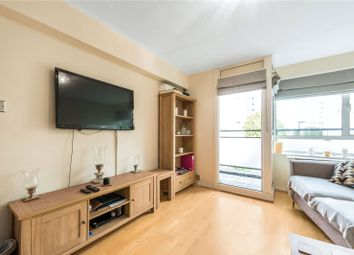Thumbnail 2 bed flat for sale in Gilbert House, Churchill Gardens, London