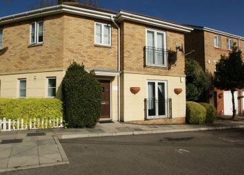 Thumbnail 2 bed flat for sale in Keswick Gardens, Purfleet