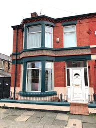 Thumbnail 4 bed end terrace house for sale in Calthorpe Street, Garston, Liverpool