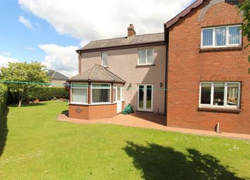 Thumbnail 4 bed detached house for sale in 17 Skirsgill Gardens, Penrith, Cumbria