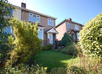 Thumbnail 4 bed semi-detached house for sale in Station Road, Kingswood, Bristol