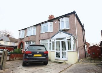 Thumbnail 3 bedroom semi-detached house for sale in Ravenstone Road, Grassendale, Liverpool