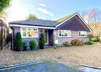 Thumbnail 4 bed detached bungalow for sale in Heatherfield, Buriton, Petersfield