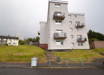 Thumbnail 1 bed flat for sale in Gavins Road, Clydebank