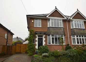 Thumbnail 4 bed semi-detached house for sale in Stanbury Avenue, Great Berry Estate, Crownhill