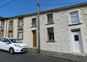 Thumbnail 3 bedroom terraced house for sale in Bryn Wyndham Terrace, Treherbert