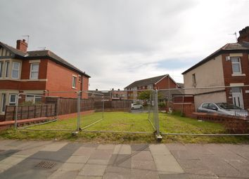 Land for sale in 120 Ansdell Road, Blackpool FY1