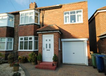 Thumbnail Semi-detached house for sale in Blue House Road, Hebburn