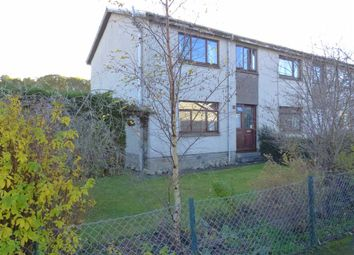 Thumbnail 3 bed terraced house for sale in Lumsden Crescent, Almondbank, Perth