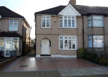 Thumbnail 3 bed end terrace house for sale in Princes Avenue, Kingsbury
