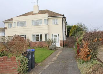 Thumbnail 3 bed semi-detached house for sale in 46 Mersham Gardens, Goring-By-Sea, Worthing, West Sussex