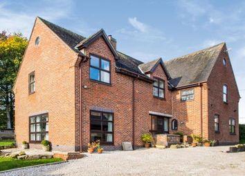 Thumbnail 5 bed detached house for sale in Croft Close, Dale Abbey, Ilkeston, Derbyshire