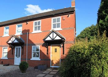 Thumbnail 2 bed semi-detached house for sale in Stonebridge Close, Telford
