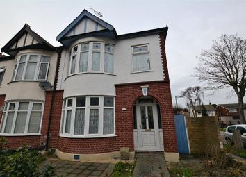 Thumbnail 3 bedroom semi-detached house for sale in North Avenue, Southend-On-Sea