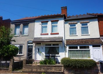 Thumbnail 3 bed terraced house to rent in Windsor Road, Stirchley, Birmingham