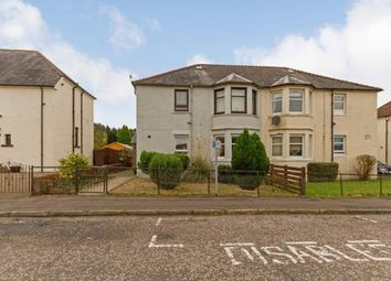 Thumbnail 2 bed flat for sale in Waverly Street, Greenock, Inverclyde