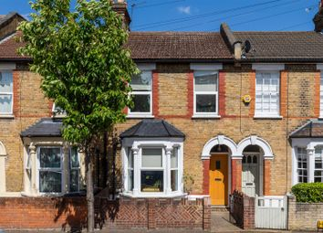Thumbnail 3 bed terraced house for sale in Northbank Road, London