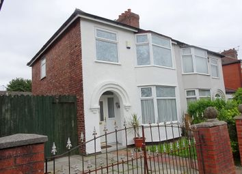 Thumbnail 3 bed semi-detached house for sale in Frankby Road, Walton, Liverpool