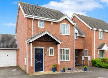 Thumbnail 3 bed link-detached house for sale in Lancaster Road, Coddington, Newark