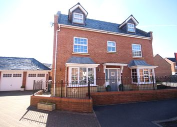 Thumbnail 5 bedroom detached house for sale in Main Street, Buckshaw Village, Chorley