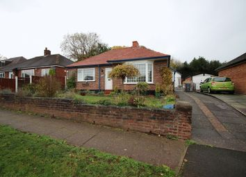 Thumbnail 2 bed detached bungalow for sale in Campbell Avenue, Leek, Staffordshire