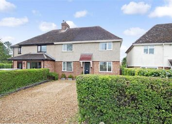 Thumbnail 4 bed semi-detached house for sale in Bell Road, Bottisham, Cambridge