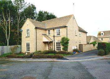 Thumbnail 4 bed detached house for sale in Short Close, Warmington, Peterborough
