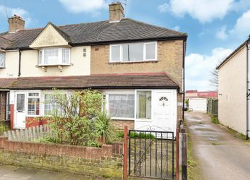 Thumbnail 2 bed end terrace house for sale in Hampton Road West, Hanworth, Feltham