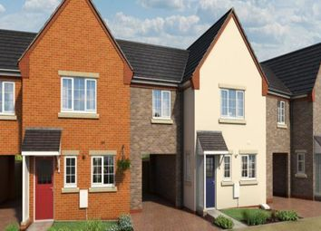 Thumbnail 4 bed detached house for sale in The Paddocks Wellington Road, Horsehay, Telford