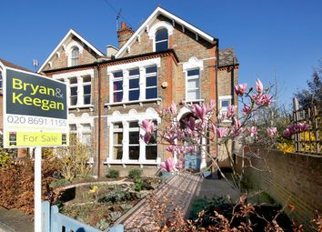 Thumbnail 6 bedroom semi-detached house for sale in Shell Road, Lewisham