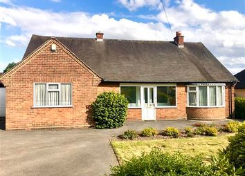 Thumbnail 3 bed bungalow to rent in Burntwood Road, Norton Canes, Cannock