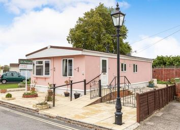 Thumbnail 2 bed bungalow for sale in Harthurstfield Park, Fiddlers Green Lane, Cheltenham, Gloucestershire
