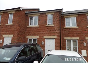 Thumbnail 2 bed terraced house to rent in Welsh Harp Court, Gloucester