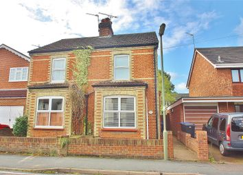 Thumbnail 2 bed semi-detached house for sale in Knaphill, Woking, Surrey