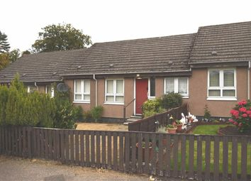 Thumbnail 1 bed terraced bungalow for sale in Maclean Court, Culloden, Inverness