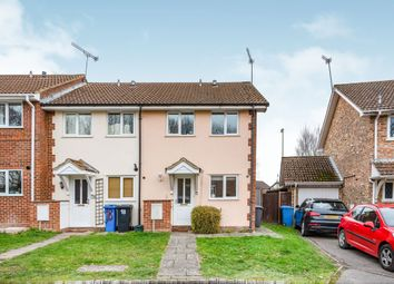 Thumbnail 2 bed end terrace house to rent in Wheelers Hill, Hook