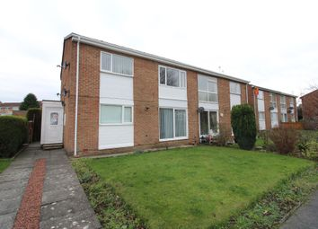Thumbnail 2 bed flat to rent in Norton Close, Chester Le Street