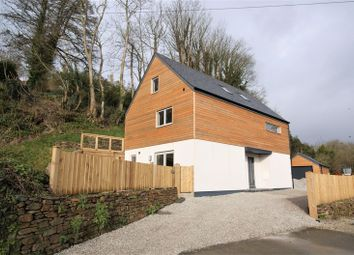 Thumbnail 4 bed detached house for sale in Bodiniel Road, Bodmin