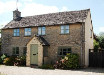 Thumbnail 3 bed cottage to rent in Oaksey, Malmesbury