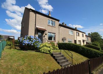 Thumbnail 2 bed semi-detached house for sale in Darroch Drive, Gourock