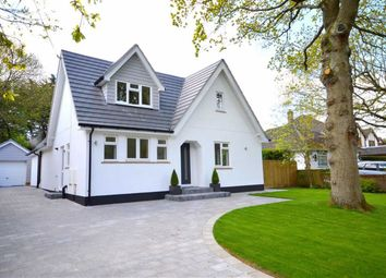 Thumbnail 5 bed property for sale in Brook Avenue, New Milton