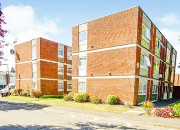 Thumbnail 2 bed flat to rent in Madeira Crescent, West Byfleet