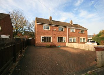 Thumbnail 3 bed semi-detached house for sale in Orchard Close, Wootton, Northampton