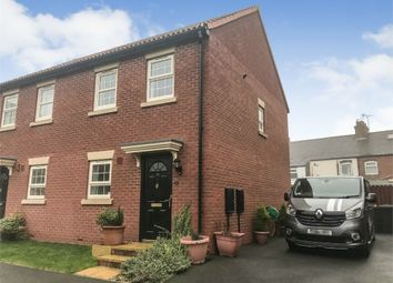 Thumbnail 2 bed semi-detached house for sale in Windmill Close, Sutton-In-Ashfield, Nottinghamshire